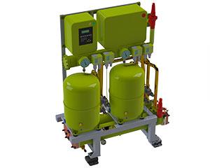 Компресорно-конденсаторный агрегат АК-20-ОМ5