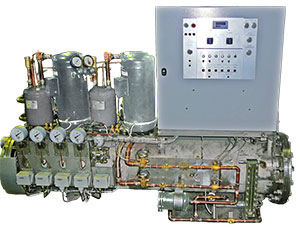 Машина МВТ-80-2-0 в сейсмостойком исполнении